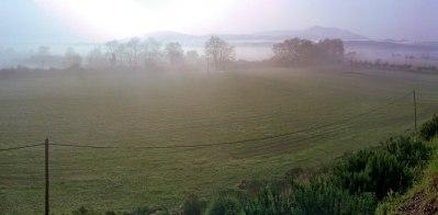 Landscape in Mist IΙI (Panorama)