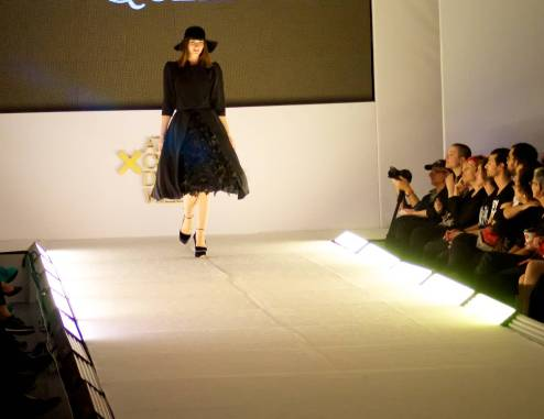 Catwalk in Athens Xclusive Designers Week