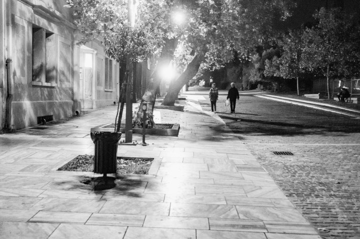 Nocturnal Street Photography