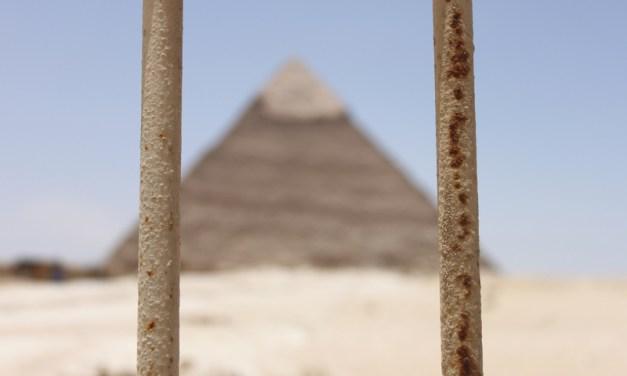 "Egypt's ""Wise Men"" – as a ""drunken man staggers in his vomit"""