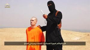 Journalist James Foley about to be beheaded by Islamist, REUTERS Media
