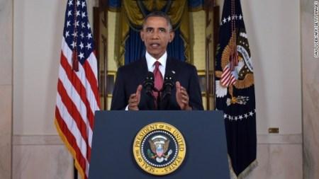 President Obama on eve of 9/11 addressing nation on ISIS