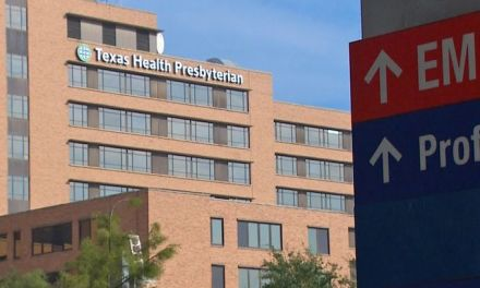 First Ebola case diagnosed in Texas