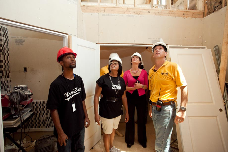 mayor rawlings blake at extreme makeover