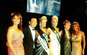 Judging Miss Universe New Zealand 2007