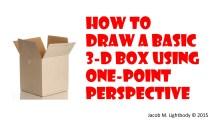 3D Box Title