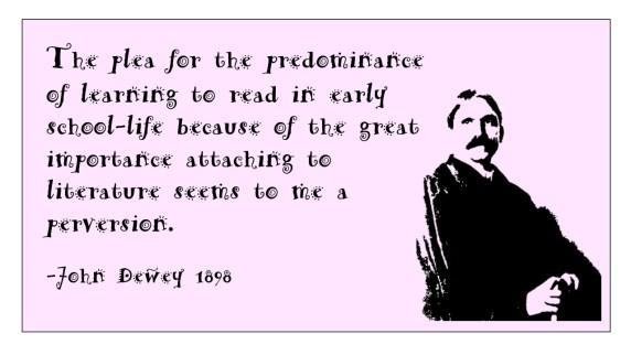 Dewey Quote 1