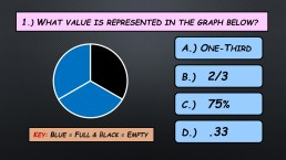 Mental Math Fractions #1 Slides4