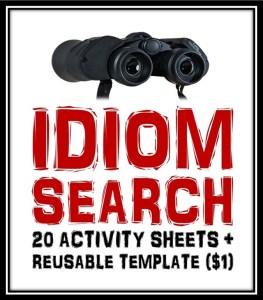 idiom search Title Pic
