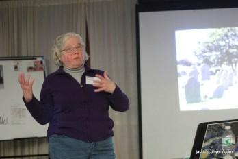 Judy Cataldo on the 1775 dysentery outbreak