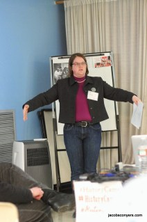 Liz Covart talks quartering, Albany, and the Seven Years War