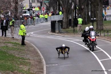 Probably Hug Marcel, men's pushrim wheelchair winner.