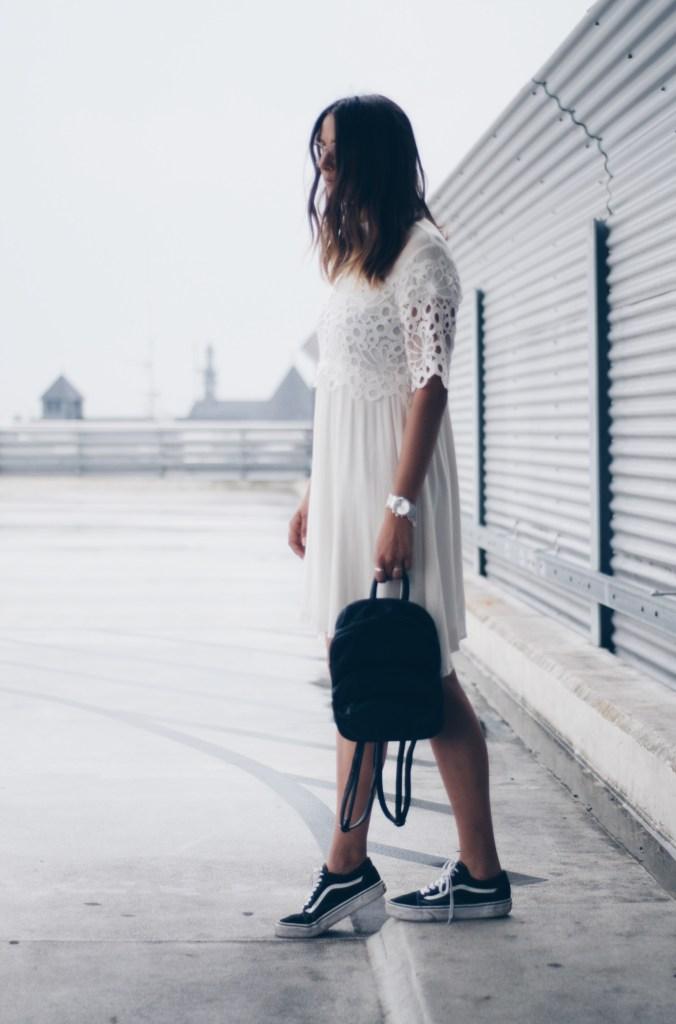 Mbym Sommerkleid und Vans13