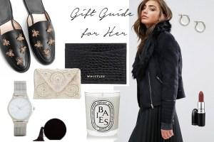 gift-guide-for-her Weihnachtsgeschenk für die Beste Freundin