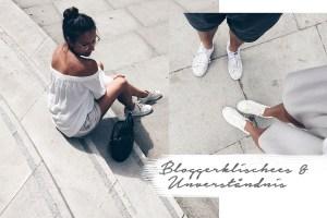 Bloggerklischees Unverständnis