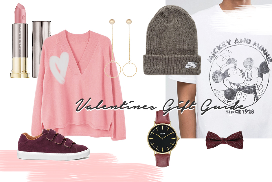 Flatlay Valentines Gift Guide jacqueline isabelle