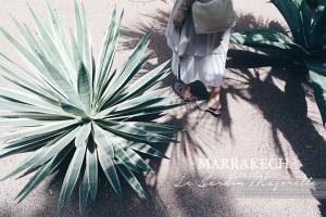 Marrakech Jardin Majorelle Jacqueline Isabelle Titel
