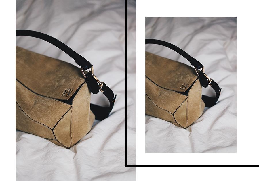 Loewe Puzzle Bag Jacqueline Isabelle