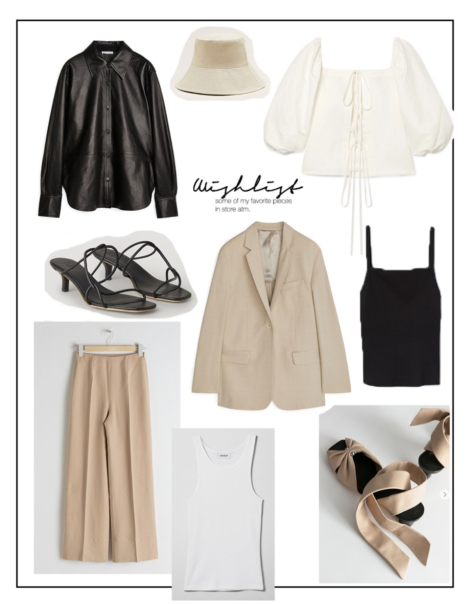 Wishlist April