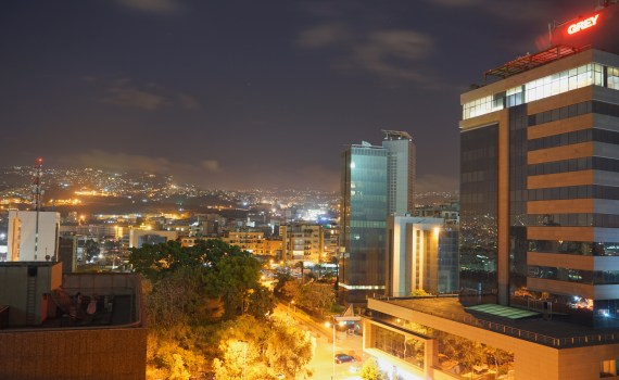 Night in Beirut