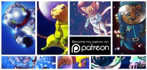Patreon Space