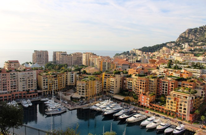 A Winter Visit to Monaco and Monte Carlo