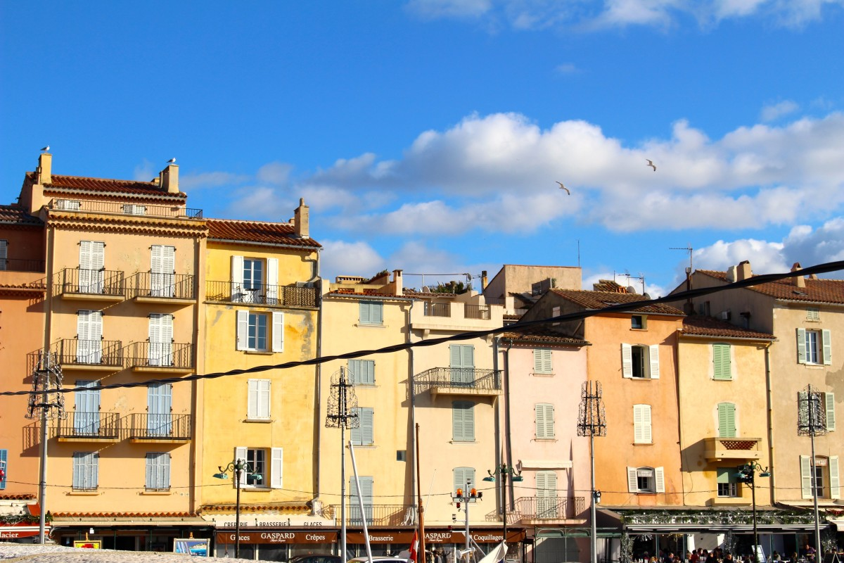 St. Tropez in Winter: French Riviera Part 1
