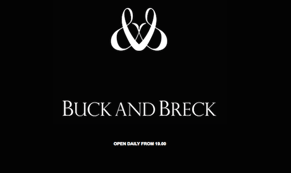 Buck and Breck Berlin is a seemingly pretentious secret doorway speakeasy that serves Prohibition-inspired cocktails in an ultra sleek environment.