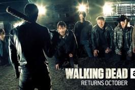 """Saiu o primeiro trailer da sétima temporada de """"The Walking Dead"""""""