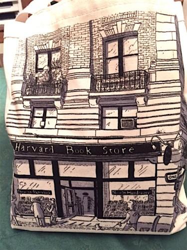 harvard bookbag