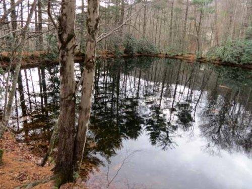 Reservoir at Montreat North Carolina
