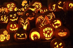 How To Preserve Your Carved Pumpkin