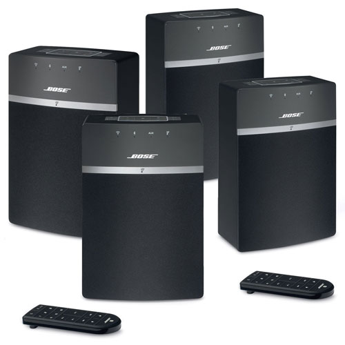 Music Non Stop With Bose SoundTouch 10 Wireless Music System