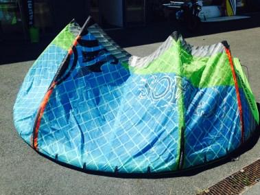 CHAOS AVANT - j'ai cassé ma voile .com - réparation aile de kitesurf windsurf voilerie brest