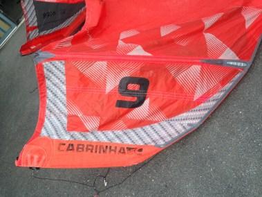 RADAR APRES - j'ai cassé ma voile .com - réparation aile de kitesurf windsurf voilerie brest
