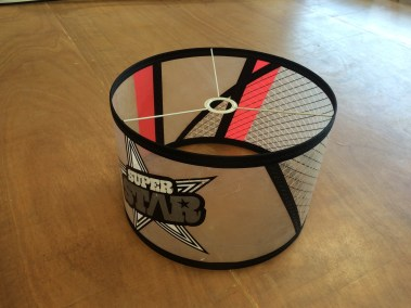 abat jour voile de windsurf recyclée voilerie j ai cassé ma voile 16