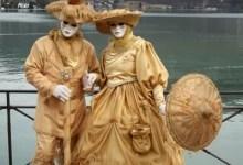 annecy carnaval vénitien soleil