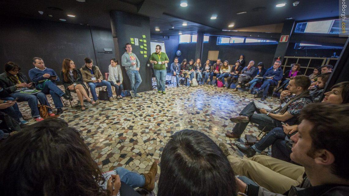 Gran foto de Stefano Borghi durante nuestra participación (www.stefanoborghi.com)
