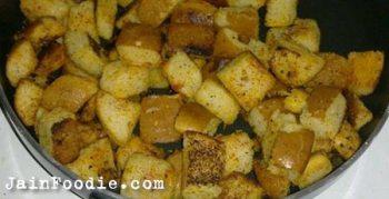 Jain Bread Crispy