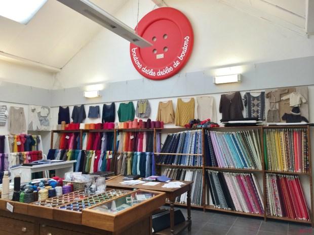 Vente de laines à Rennes - La droguerie 5 - Jakecii