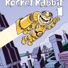 Rocket Rabbit #1 Cover