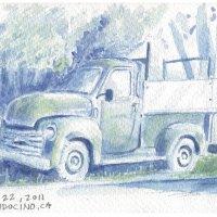 Mendocino Sketch-trip