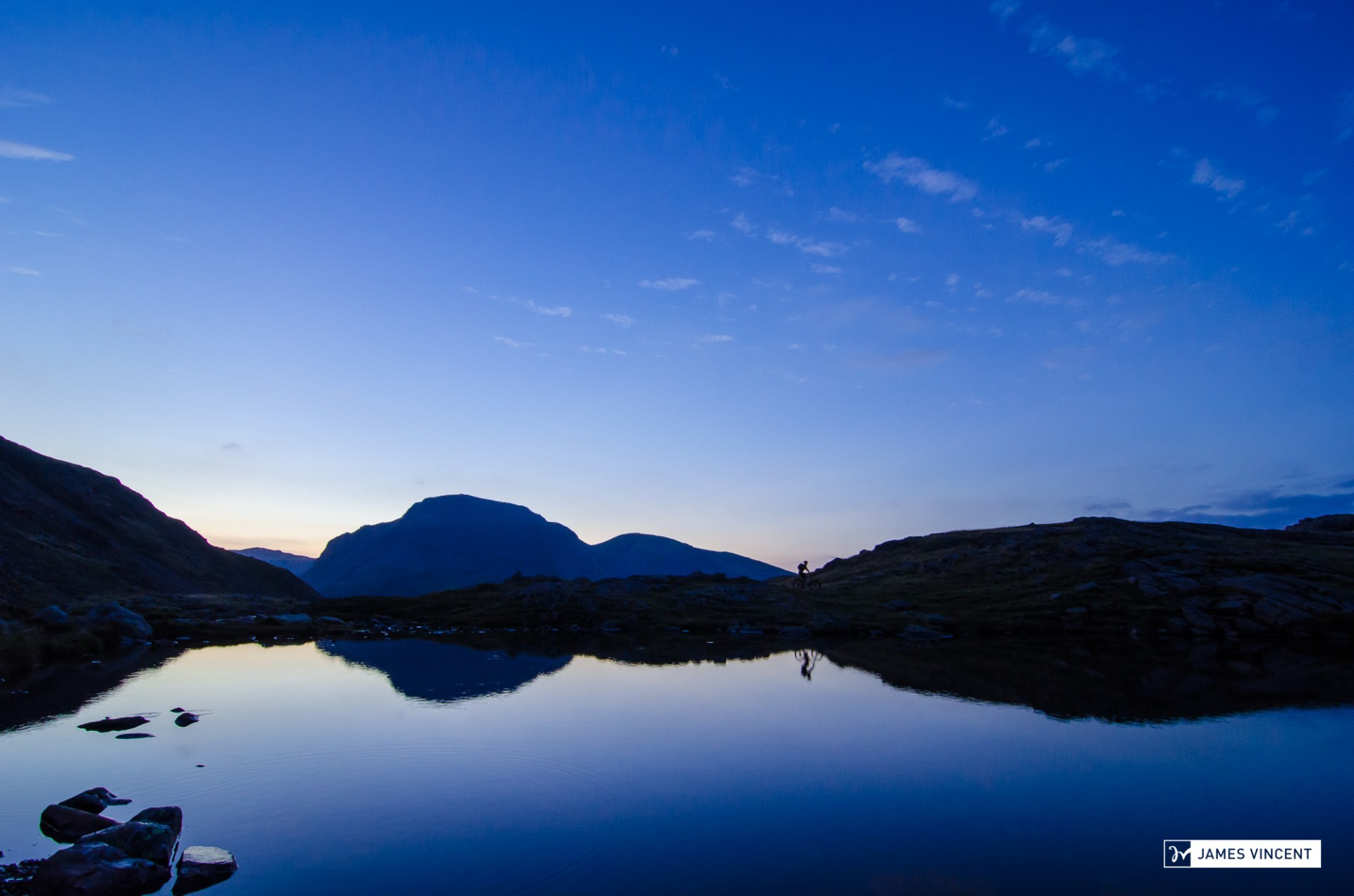 Great Gable reflection