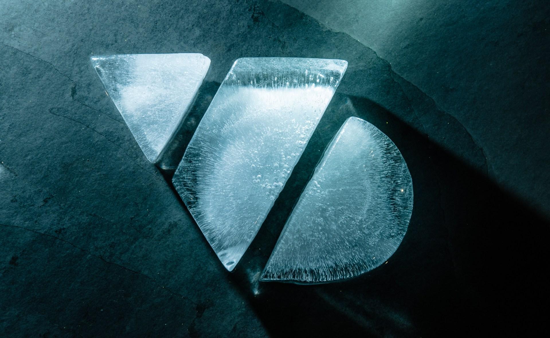 Vincent & Bell Ice Logo