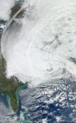 Sandy photo, NASA