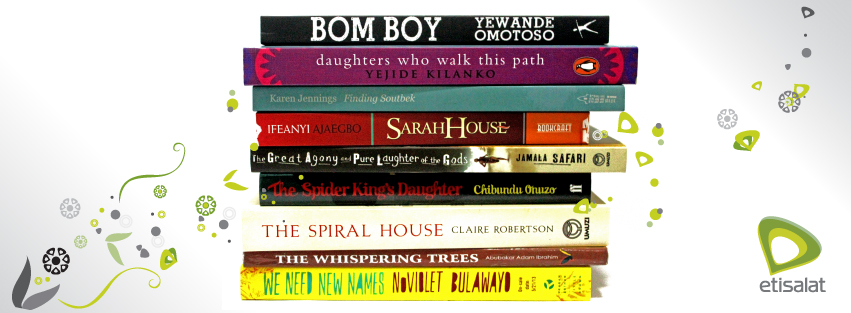 Image result for 9 Authors Make Etisalat Prize for Literature 2016 Longlist