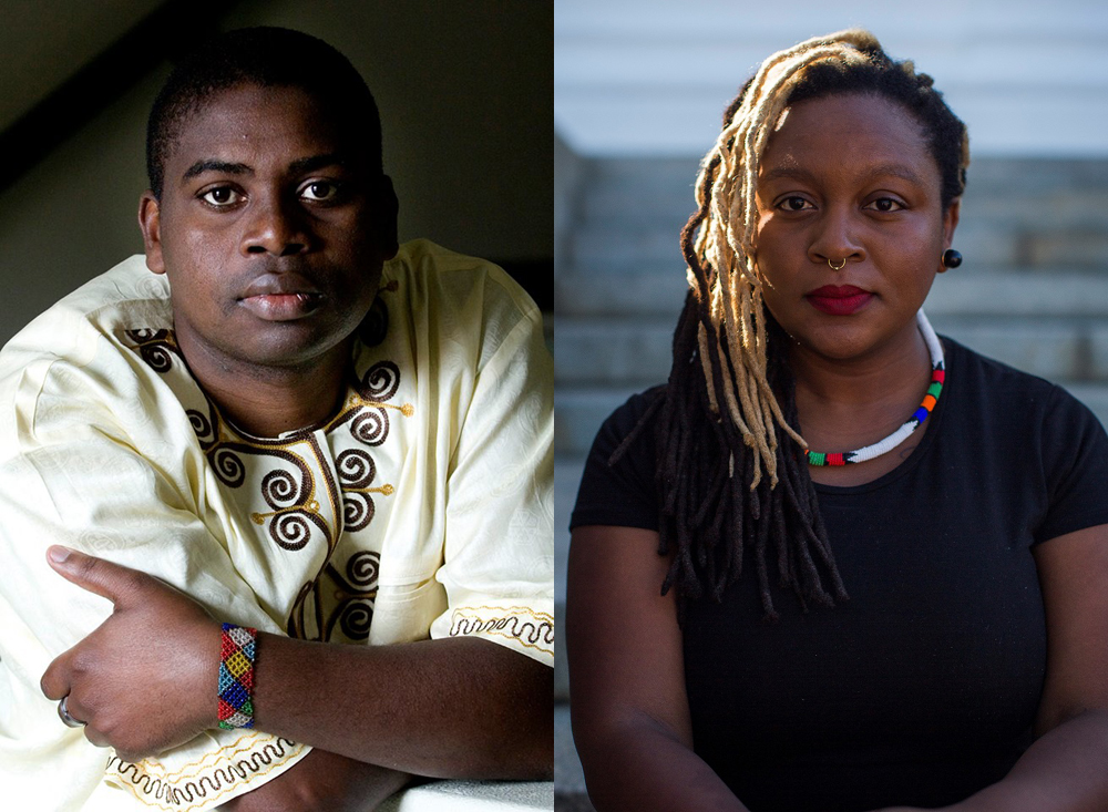 Nthikeng Mohlele and Mohale Mashigo win University of Johannesburg Prize 2017