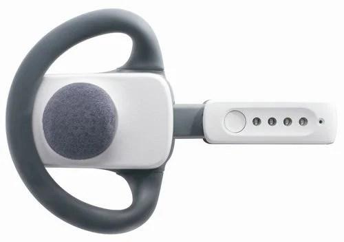 Xbox 360 Wireless Headset back