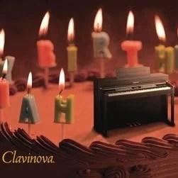 Yamaha Clavinova Celebrates 30th Birthday – Digital Piano Range History Revealed