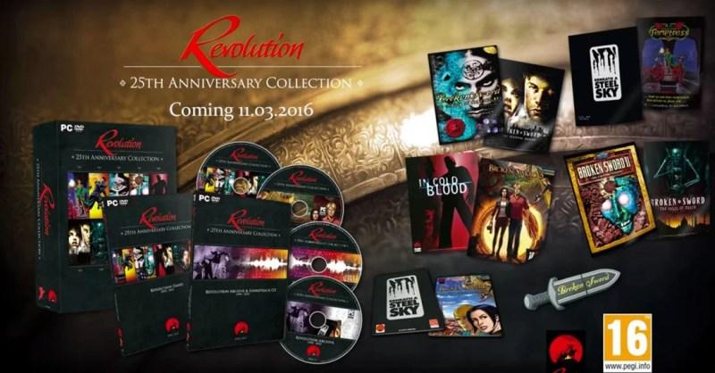 Revolution's 25th Anniversary Box-set